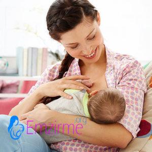 bebeklerde emzirme süresi
