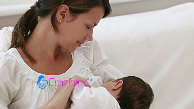 emzirmenin anneye sağladığı 5 yarar