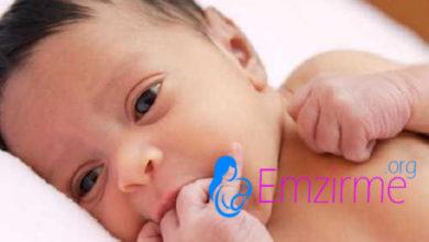 yeni doğan bebeğin acıktığı nasıl anlaşılır